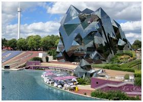 Parques temáticos Europeus | Futuroscope